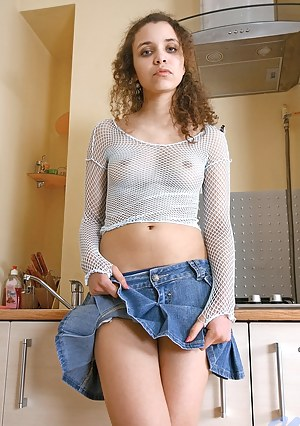 Free Teen Kitchen Porn Pictures